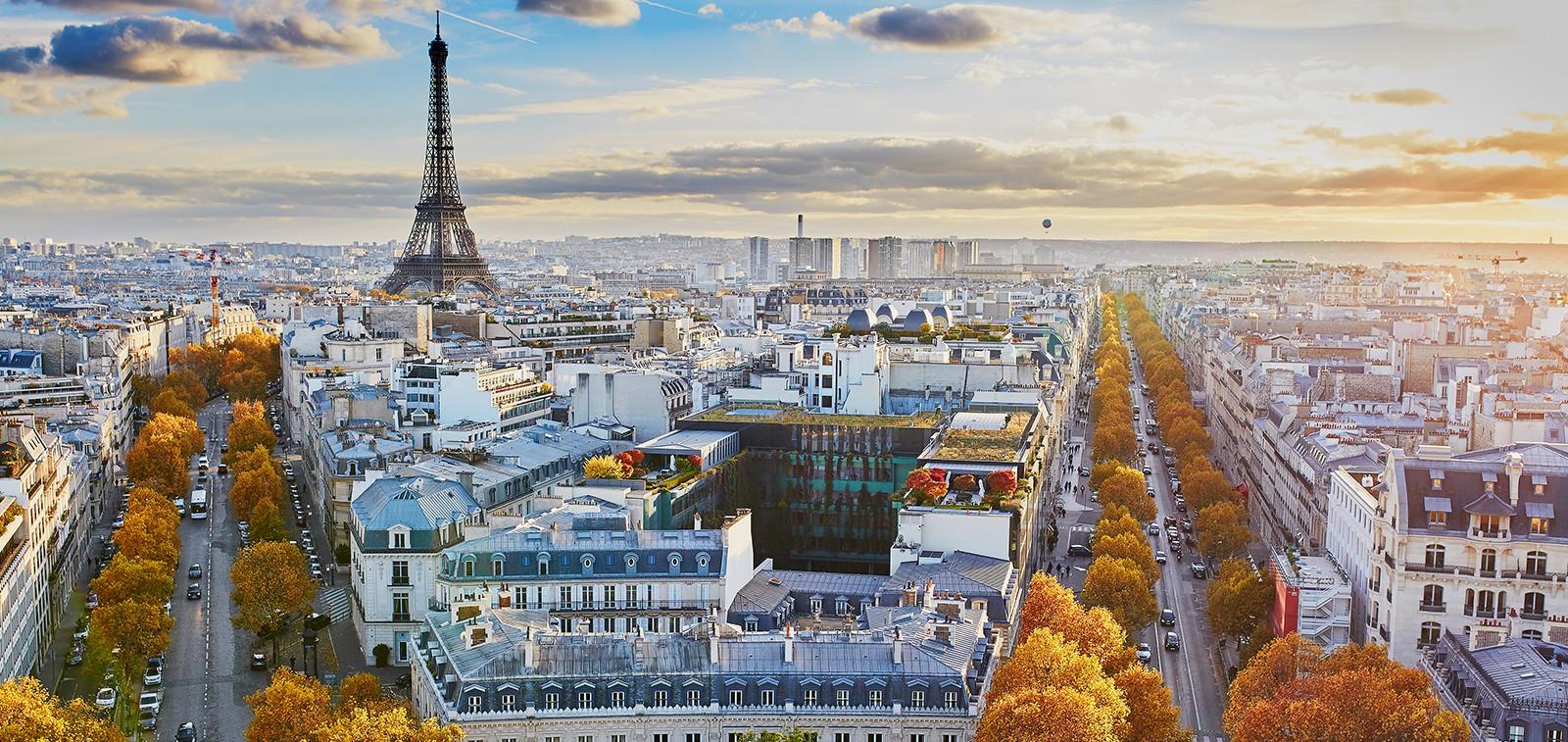 رحلات القاهرة باريس