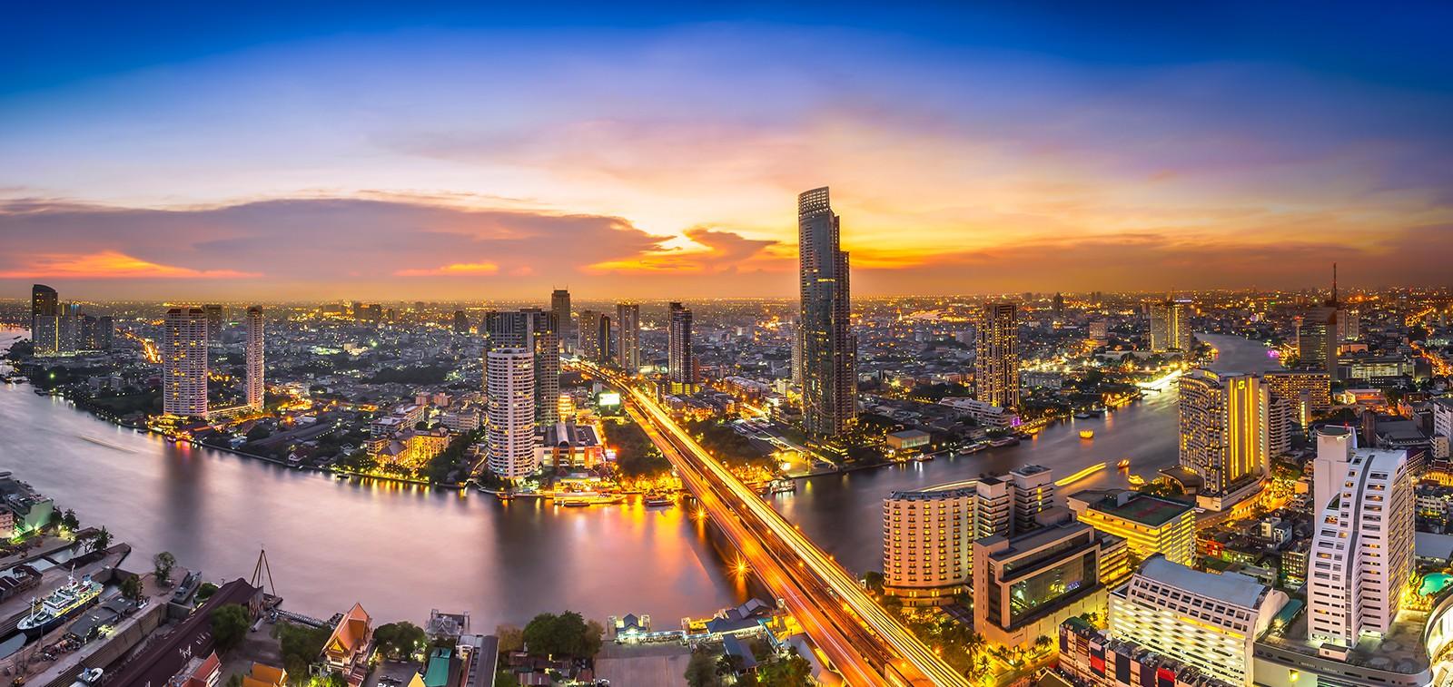 رحلات القاهره بانكوك