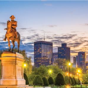 رحلات القاهرة بوسطن