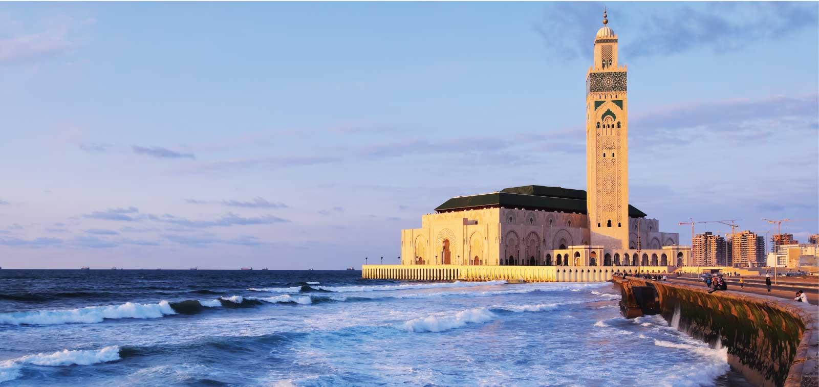 رحلات القاهرة الدار البيضاء مع ترافكو هوليدايز