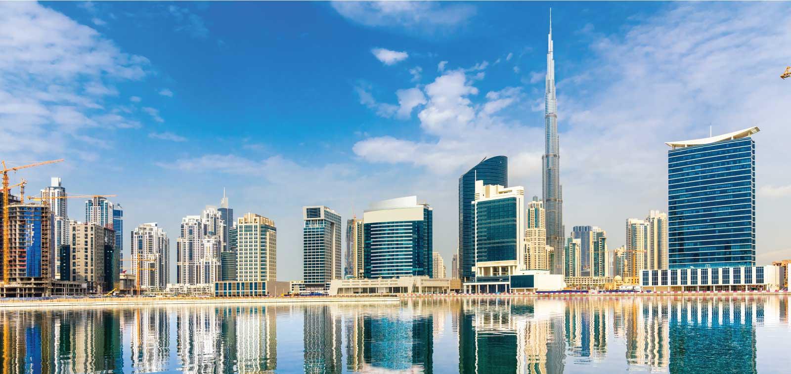 رحلات القاهرة دبي  مع ترافكو هوليدايز