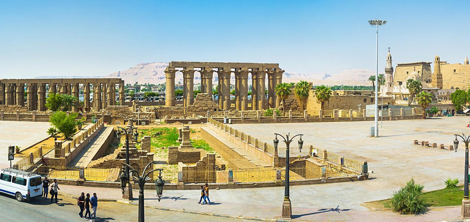 رحلات القاهرة الاقصر مع ترافكو هوليدايز